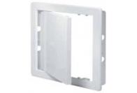 Ревизия произведена от ABS пластмаса, 300x400, бяла DT16