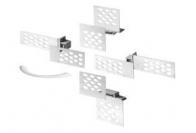 Универсален ревизионен панел - комплект магнити и дръжка